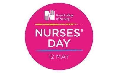 International Nurses Day at UCLH 2018