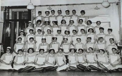 Memories of a Student Nurse at UCH 1969 to 1972